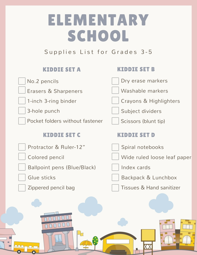 Elementary-Grades-3-5-School-Supplies-List-2018-2019