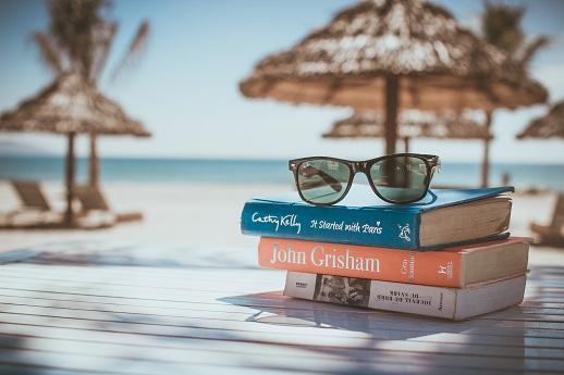 books-near-beach
